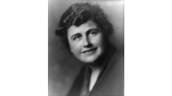 """Following the death of his first wife, a grieving President Wilson was introduced to Edith, the daughter of a prominent Virginia family who would go on to play a crucial role in Wilson's administration.   Some have even referred to Edith Wilson as the unofficial first woman president or the """"secret"""" president, since she helped him maintain the presidency after a stroke left him partially paralyzed in 1919. She was integral to his daily process -- deciding what papers and visitors he would and would not see -- and referred to her work as her """"stewardship.""""  Served: 1915 - 1921"""