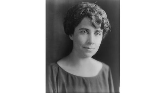 Stylish and warm, Grace Coolidge made her mark on White House history as a popular first lady who knew that celebrity provided a certain unspoken power.   Widely adored for her trendy taste, Hollywood access and athleticism, Coolidge was a skilled hostess whose White House socializing generated tons of press. While she didn't give interviews -- President Coolidge frowned on his first lady being politically outspoken -- she did use that attention to put a spotlight on causes she cared about, like education for the deaf and women's rights. Her generosity and vivaciousness as first lady was also a huge asset to her shy and reserved husband, helping him to navigate politics with greater ease.  Served: 1923 - 1929