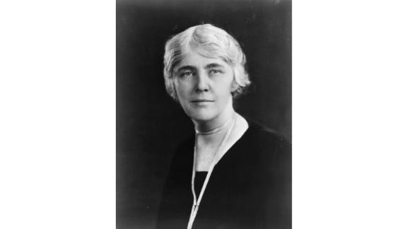 A well-educated, politically active globetrotter before landing at the White House, First Lady Lou Hoover was the first president's spouse to have her own regular, national radio broadcast.   While she chose to play a more subdued advisory role to her husband, First Lady Lou Hoover also persistently pursued interests of her own, from her involvement in the Girl Scouts movement to assisting wounded veterans. She also sought to preserve and restore parts of White House history -- and with this being the era of the Great Depression, did so out of her own funds.  Served: 1929 - 1933