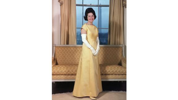 """Born Claudia Taylor, the story goes that the first lady was nicknamed """"Lady Bird"""" because of a caretaker who found a young Claudia """"as pretty as a lady bird."""" But one shouldn't be fooled by the genteel moniker; as a first lady, Lady Bird was a force, operating as an invaluable political partner to her husband, President Lyndon B. Johnson, and pursuing initiatives of her own.   She knew that the role of """"White House hostess"""" sounded simpler than it really was. In addition to being the first first lady to have a staff director and a press secretary, Lady Bird Johnson carefully documented her day-to-day duties, which included supporting LBJ's Great Society programs and her own efforts to support her passion for environmental conservation.  Served: 1963 - 1969"""