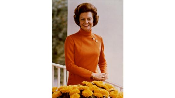 Admired for her candid honesty and vulnerability, Betty Ford helped expand the perception of what it means to be a first lady -- and perhaps it helped that she never thought she'd be first lady at all. She and husband President Gerald Ford found themselves thrust into the Oval Office after former President Richard Nixon resigned during the Watergate scandal.  Bet