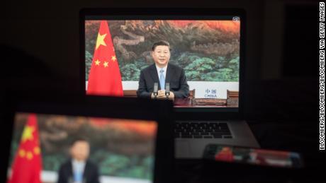 Der Kontrast zwischen Trump und Xi bei den Vereinten Nationen könnte nicht größer sein, aber der chinesische Führer ist der wahre Autoritär