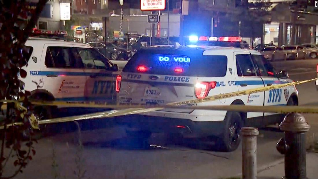 Father shot while shielding his children from gunfire