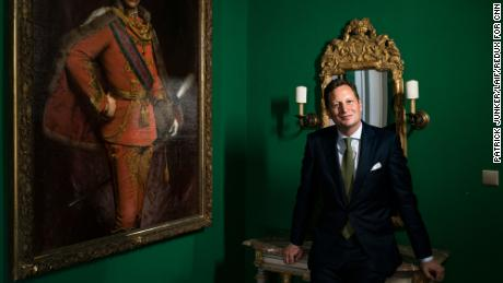Germany's ex-royals want their riches back, but past ties to Hitler stand in the way