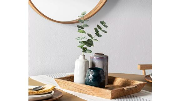 Faux Eucalyptus Stem by Hearth & Hand With Magnolia
