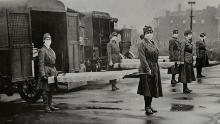 Young adults were more likely to die during the 1918 flu pandemic, in contrast to the current Covid-19 pandemic, in which the elderly face a greater risk of serious illness and death.