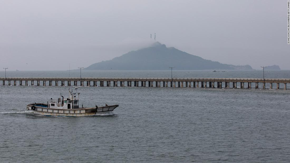 S Korea official shot dead and burned by N Korean troops after crossing border: Seoul