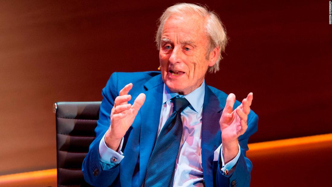 Legendary journalist Sir Harold Evans dies at 92