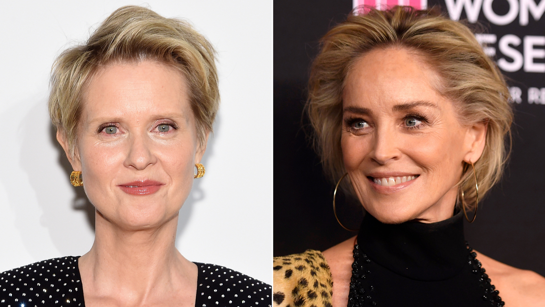 Cynthia Nixon on Sharon Stone potentially replacing Kim Cattrall in 'Sex and the City 3'