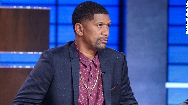 As ESPN went to commercial, commentator Jalen Rose urged, 'Arrest the cops that murdered Breonna Taylor'