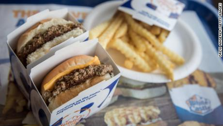 White Castle launched a national rewards program this month.