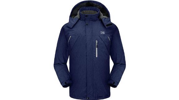 ZShow Men's Waterproof Ski Jacket