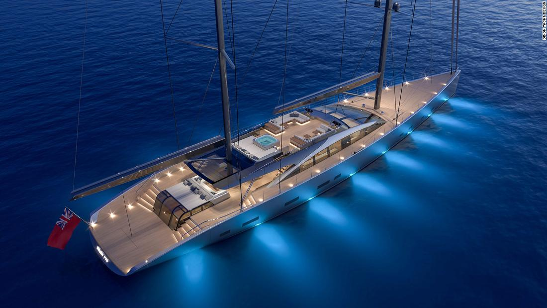 10 of the most exciting new superyacht concepts