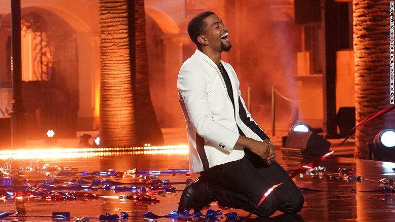 'America's Got Talent' winner is spoken word poet Brandon Leake