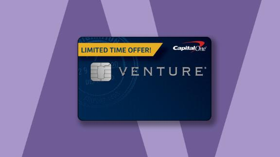 If you're going to get the Capital One Venture card, now's the time to grab it with a 100,000-mile bonus.