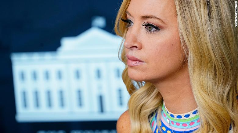 Kayleigh McEnany just made things worse