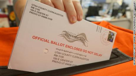How to track your mail-in ballot