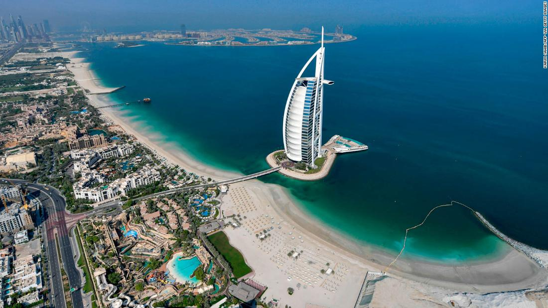What you need to know about visiting Dubai during Covid-19