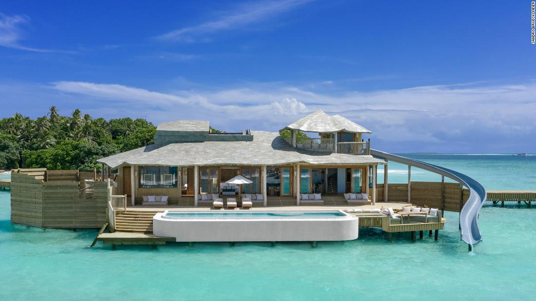 No quarantine necessary: What it's like to visit the Maldives right now