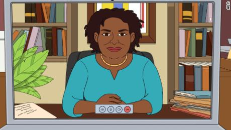 Former Minority Leader of the Georgia House of Representatives Stacey Abrams will make a special guest appearance on an animated episode of 'blackish.'