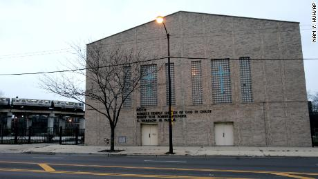 Roberts Temple Church of God in Christ in Chicago.