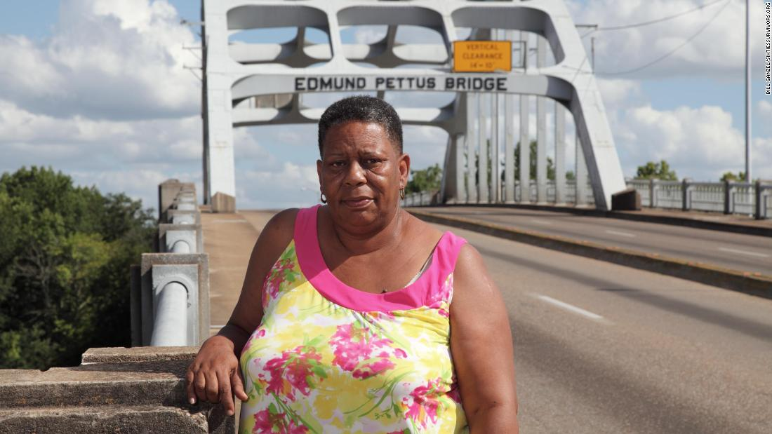 Voting rights: Selma marcher sees history repeat with new challenges to voting