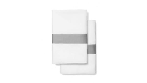 Banded Pillowcase Set