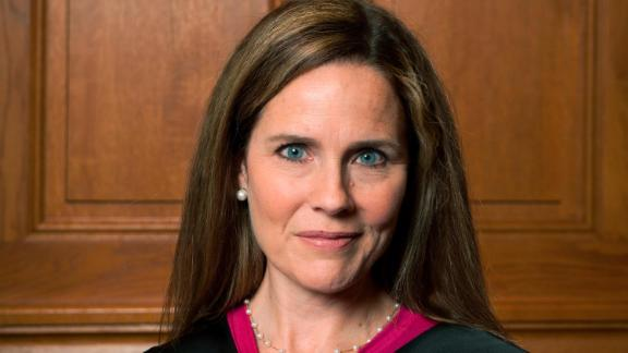 Image for Amy Coney Barrett, a proven conservative with a compelling personal story