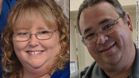 "Shyla Pennington (L) and her brother, Gerald ""Jerry"" Jones (R), died from coronavirus just one day apart."