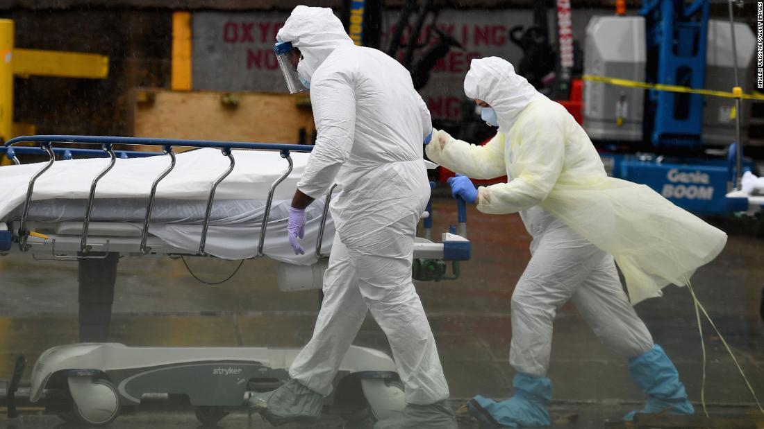 muertes coronavirus