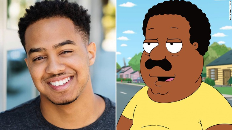 'Family Guy' finds a new voice for Cleveland Brown in YouTuber Arif Zahir, known for his voice impressions