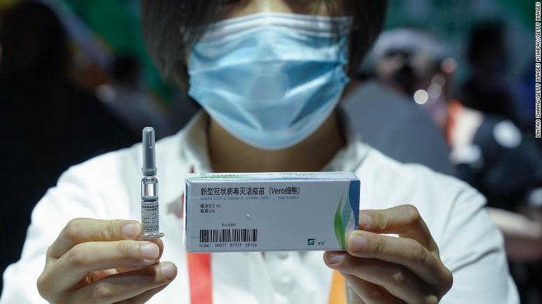 Две вакцины-кандидата от коронавируса от Китайской национальной группы биотехнологий (CNBG) сейчас проходят 3 фазу клинических испытаний.