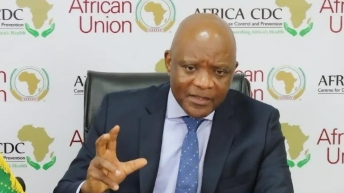 Africa's CDC chief explains continent's low death rate