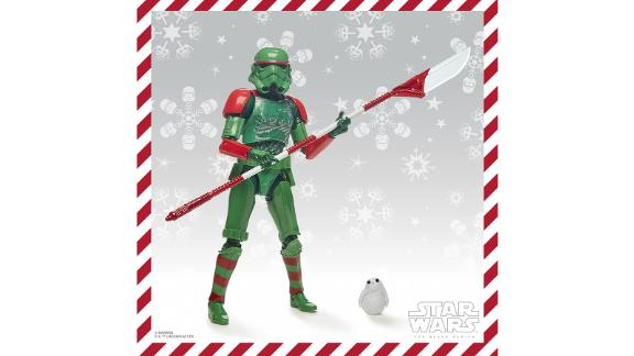 The Black Series 6-inch Holiday Edition Imperial Stormtrooper Figure