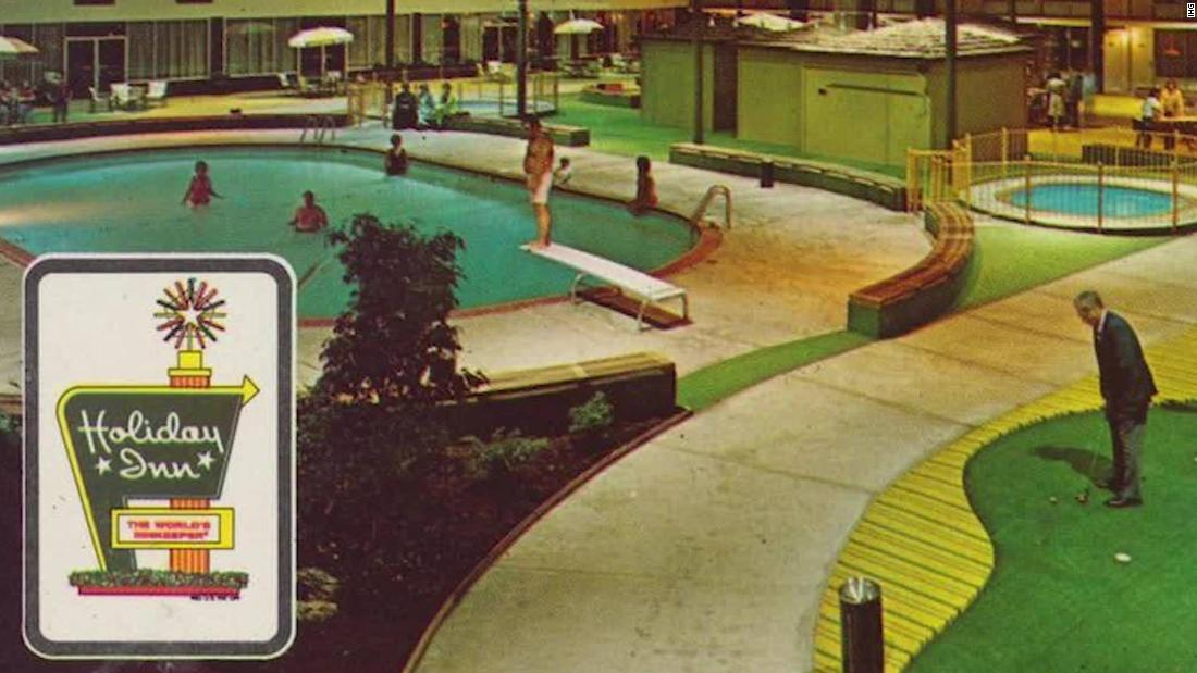 Remembering a classic adult hotel playland