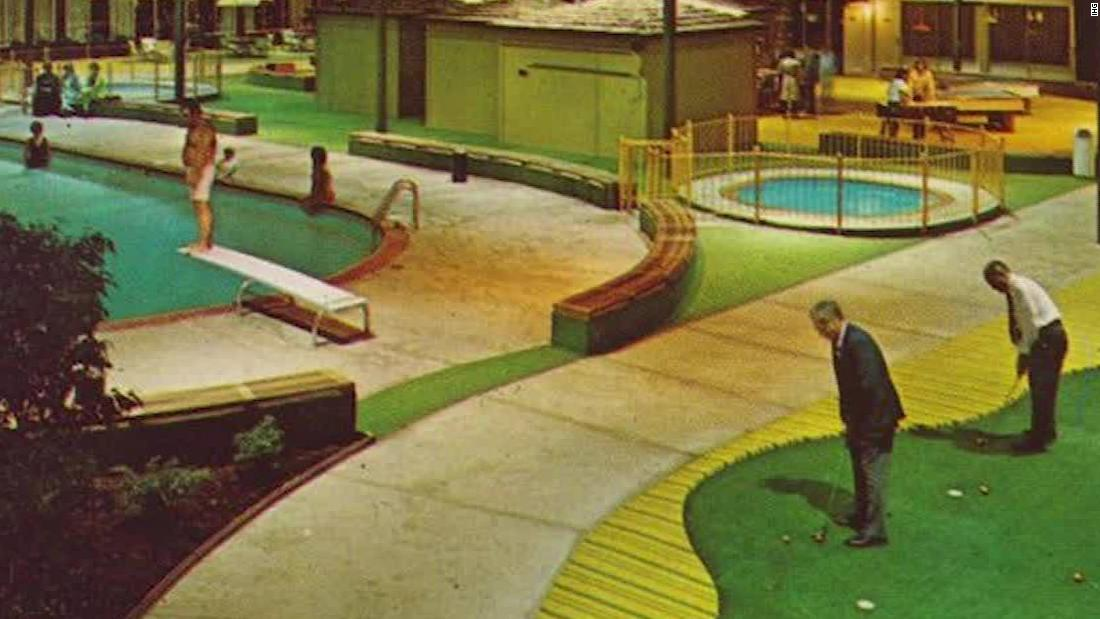 Remembering the adult playland, the Holiday Inn Holidome – CNN Video