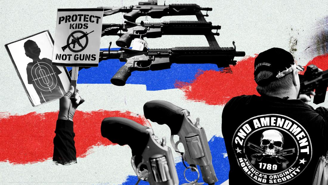 Biden Gun Control President To Take First Executive Actions Including On Ghost Guns And Pistol Braces Cnnpolitics