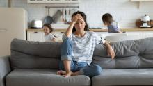 How parental self-care helps children overcome pandemic stress