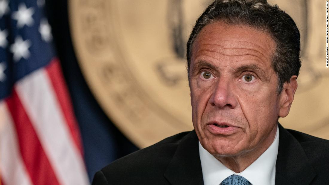 Fact check: Gov. Cuomo falsely claims New York nursing homes never took in Covid-positive patients