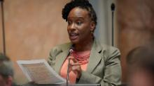 Felony rioting charge against Kentucky's only Black female legislator has been dropped