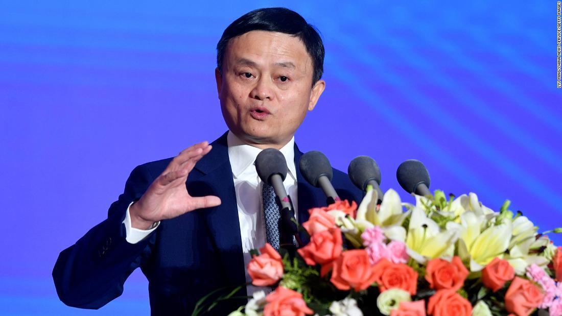 How Jack Ma turned a financial app into a $200 billion company