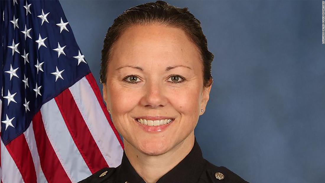 Louisville police major relieved of command after reportedly insulting protesters in email to other officers