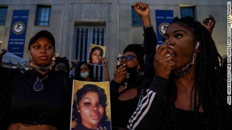 Why people are #sickandtired after no officer was indicted for the killing of Breonna Taylor