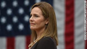 American Bar Association rates Amy Coney Barrett as 'well qualified'