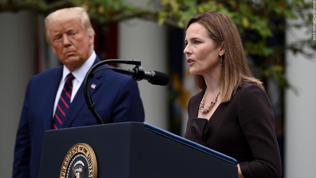 How Trump picked Amy Coney Barrett over Barbara Lagoa for the Supreme Court