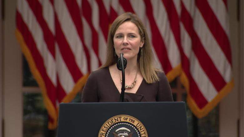 Amy Coney Barrett Fast Facts