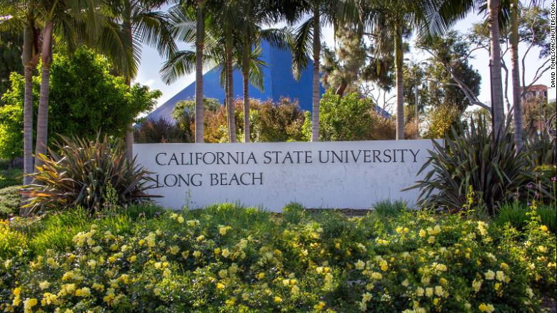 Cal State Long Beach halts in-person classes and locks down campus after positive Covid-19 tests