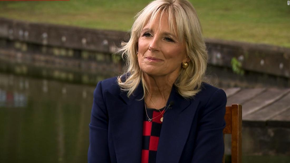 CNN asks Jill Biden: Is Joe ready to debate Trump?
