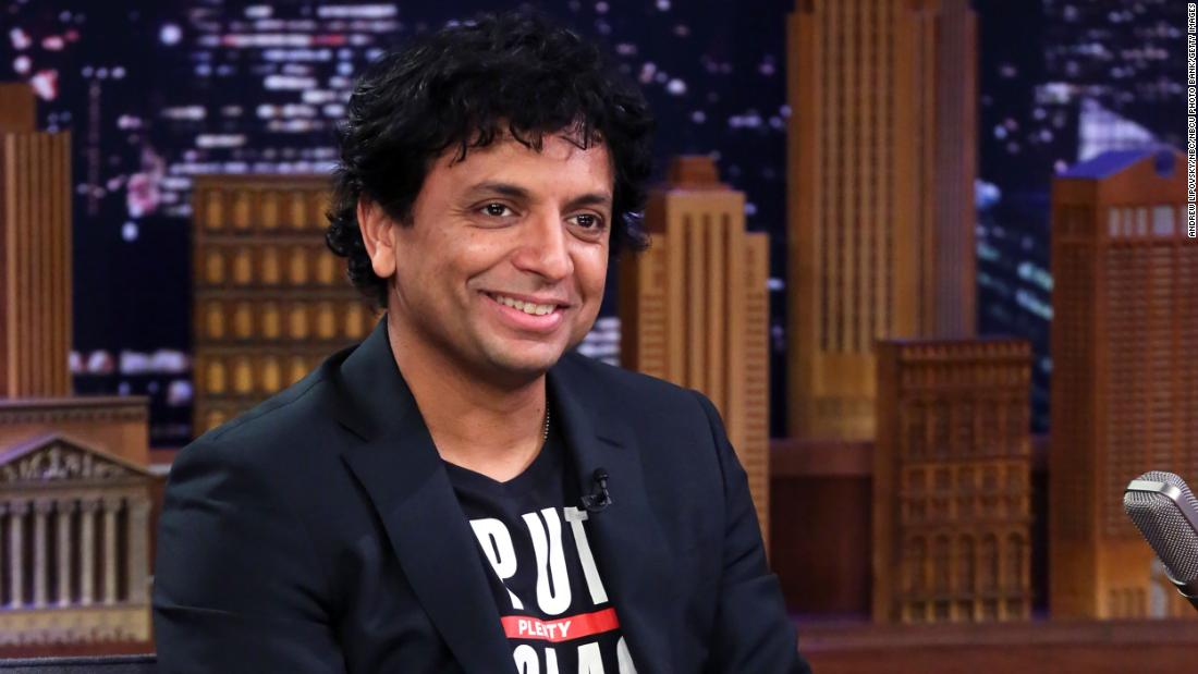 M. Night Shyamalan reveals title and poster for upcoming movie
