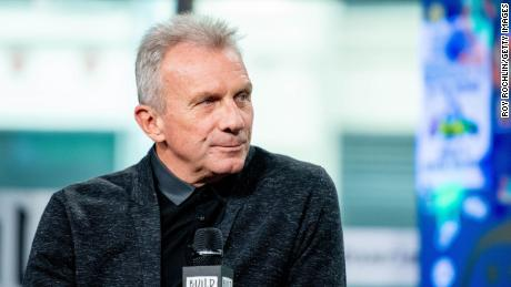 "NEW YORK, NY - APRIL 10:  Joe Montana discusses ""Breakaway from Heart Disease"" with the Build Series at Build Studio on April 10, 2018 in New York City.  (Photo by Roy Rochlin/Getty Images)"